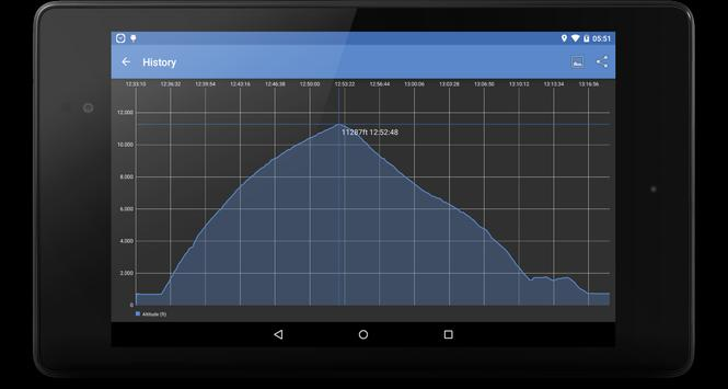 Altimeter Pro screenshot 9