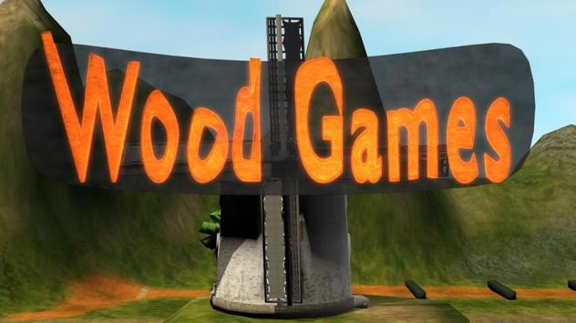 Wood Games 3D poster