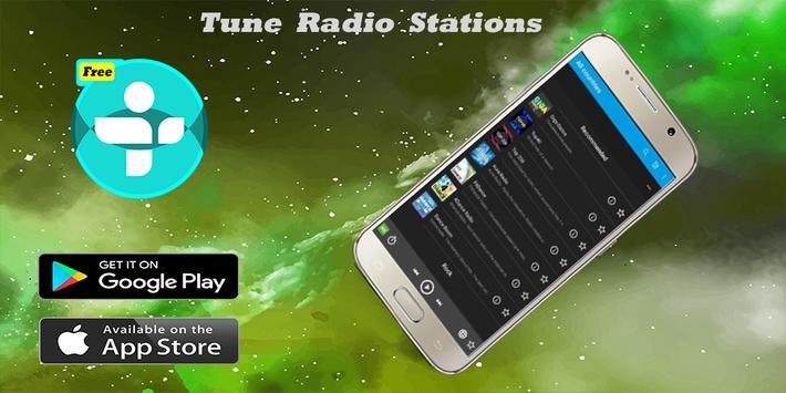 Free Tune in Radio and nfl- Radio tunein screenshot 1