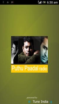 Puthu Paadal Radio poster