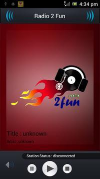 Radio 2Fun apk screenshot