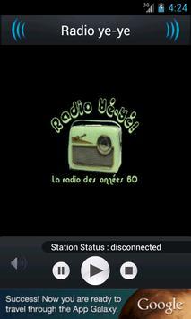 Radio Ye-Ye apk screenshot
