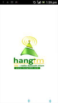 Radio Hang 106 FM poster