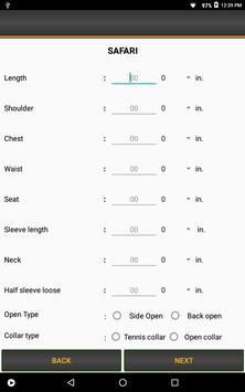 Tailors Choice apk screenshot