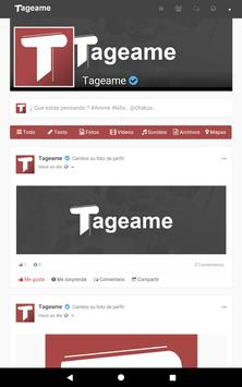 Tageame screenshot 16