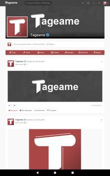 Tageame screenshot 11