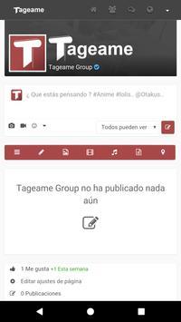 Tageame screenshot 5