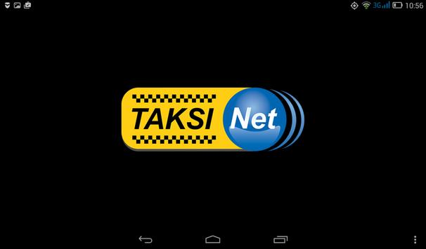 TaksiNet Driver poster
