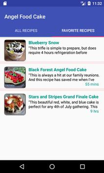 Angel food cake for android apk download angel food cake captura de pantalla 4 forumfinder Gallery