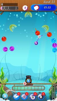 Bubble Burst Billiards screenshot 3