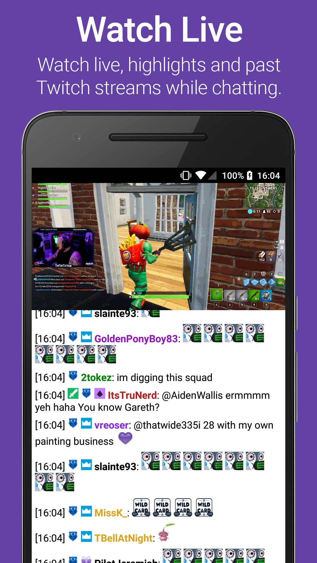 TChat for Android - APK Download