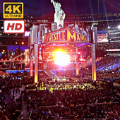 Wallpapers of WWE HD 4K icon