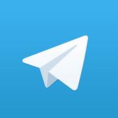 Telegram أيقونة