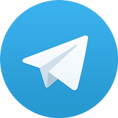 Telegram ícone
