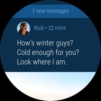 Telegram apk screenshot