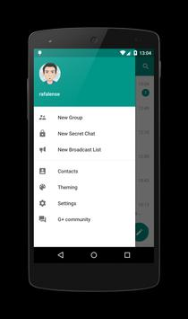Plus Messenger apk screenshot