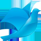 zap pombo messenger icon