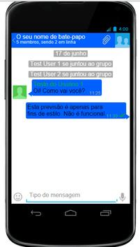 zap pombo messenger apk screenshot