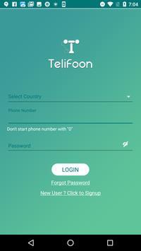 Telifoon screenshot 3