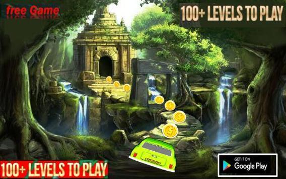 Temple Jungle Mrbeam adventure poster