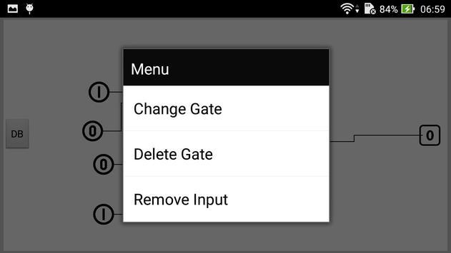 Digital Circuit Calculator screenshot 1