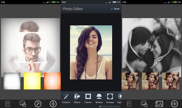 B617 - Selfie Candy Camera screenshot 9