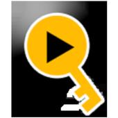 Free HD Video Player-Keyplayr icon