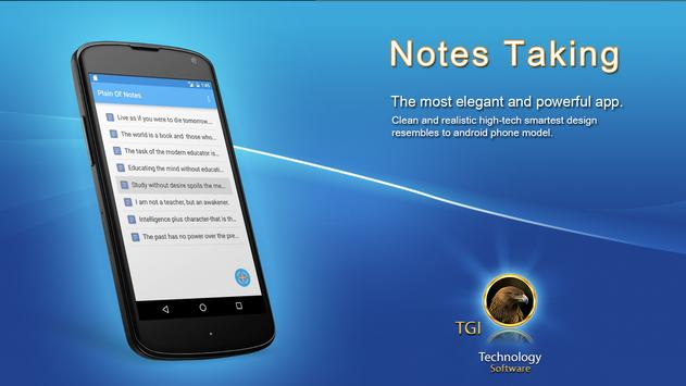 Notes Taking apk screenshot