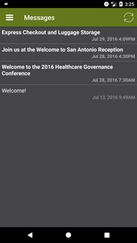 Healthcare Governance Conf screenshot 3