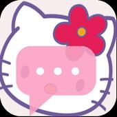 BM Delta Cute Pink Theme icon