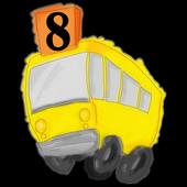 Bus 8 Demo icon