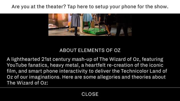 Elements of OZ apk screenshot