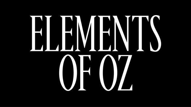 Elements of OZ poster