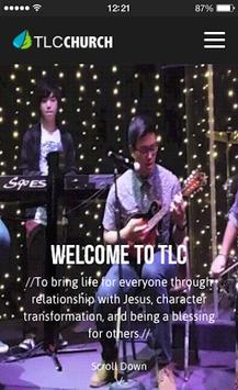 TLC Church apk screenshot