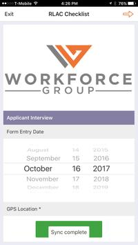 Workforce Group Solutions poster