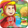 Fairy Tales Puzzle For Kids icon