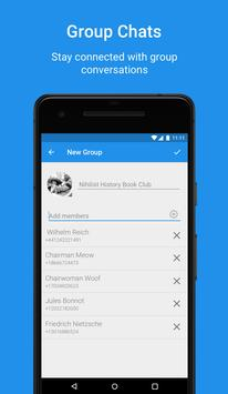 Schermata apk Signal Private Messenger