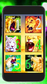 Sounds Of Lion and Tiger Joke apk screenshot