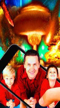 Explosion In the Photo Trick poster