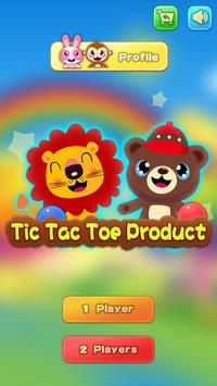 Tic-Tac-Toe Products poster