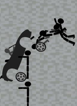 Stickman Dismount 2017 screenshot 2