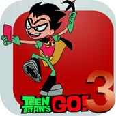 Super Titans Go world adventure icon