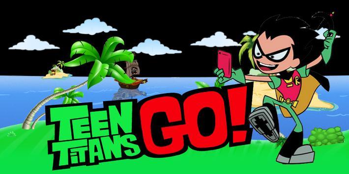 Super Titans Go world adventure poster