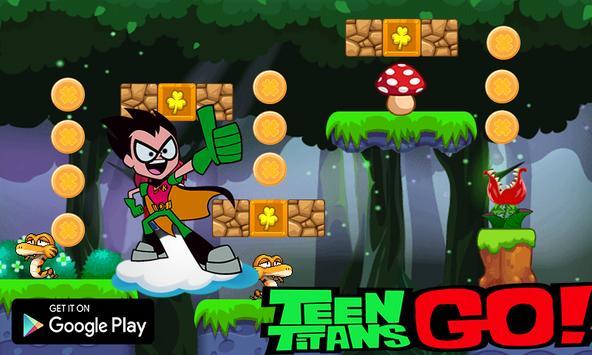 Super Titans Go world adventure screenshot 1