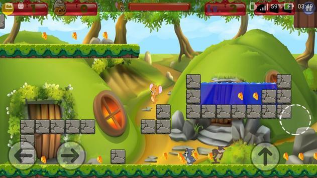 Tom Jump Jerry Run Game screenshot 5