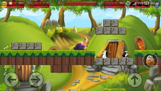Tom Jump Jerry Run Game screenshot 6