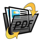 RTF File to PDF icon