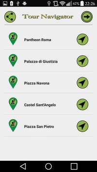 Tour Navigator apk screenshot