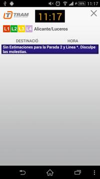 Tram Alicante screenshot 2
