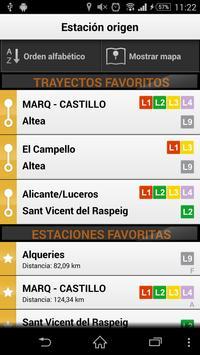 Tram Alicante screenshot 4
